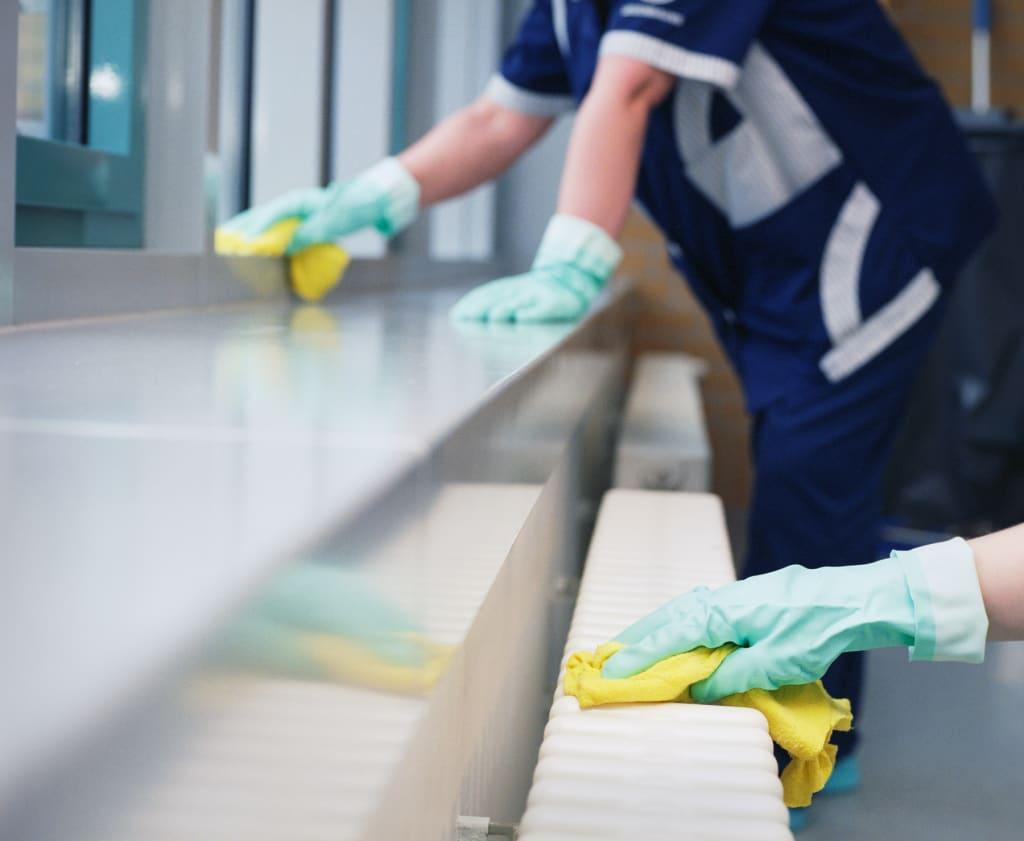 Coronavirus-Infektion kann als Berufskrankheit oder Arbeitsunfall anerkannt werden (Foto: BG BAU Berufsgenossenschaft der Bauwirtschaft/Wolfgang Bellwinkel/ DGUV)