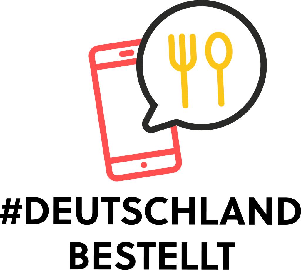 Initiative #Deutschlandbestellt / Die Initiative #DeutschlandBestellt unterstützt die deutsche Gastronomiebranche in der Corona-Krise. (Grafik: PepsiCo Deutschland)