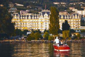 Fairmont Palace Montreux