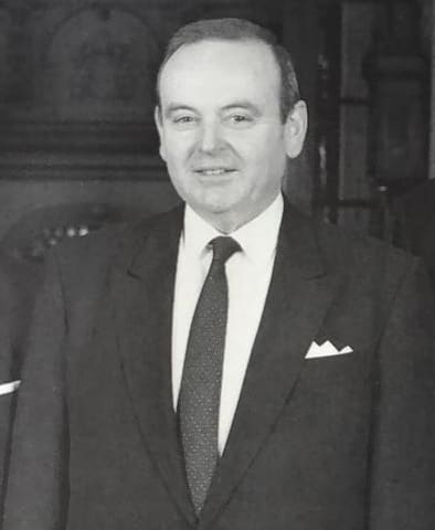 Rudolf Botor - Wirtschaftsdirektor HVJ in den 1980er Jahren