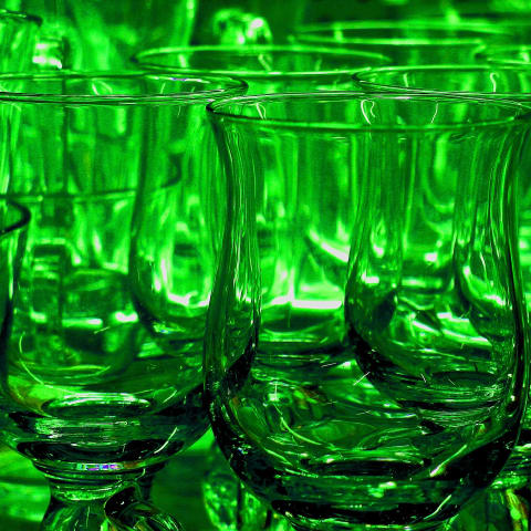 glasses-green