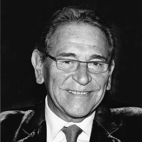 Ein visionärer Hotelier und Gastgeber durch und durch: Ernst Andrea Scherz, Gstaad Palace – verstorben nach langer Krankheit am 13. Mai 2021 im Alter von 81 Jahren. (Foto: Gstaad Palace)