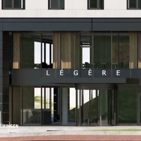 Neues Messe-Hotel in Erfurt - eine gute Idee?