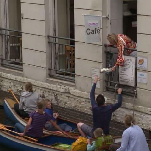 Coole Restaurants in Hamburg: Schlemmen auf dem Wasser