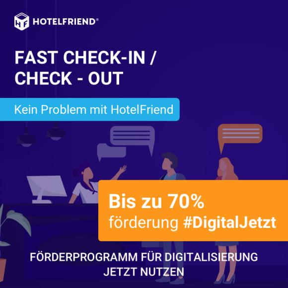 HotelFriend DigitalJetzt