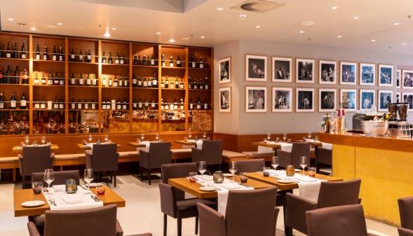 "Neues Restaurant ""Duke"" im Ellington Hotel Berlin"