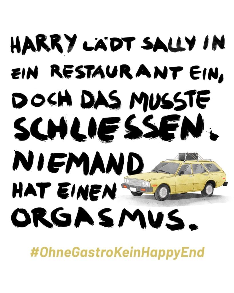 HarrynSally - OhneGastroKeinHappyEnde