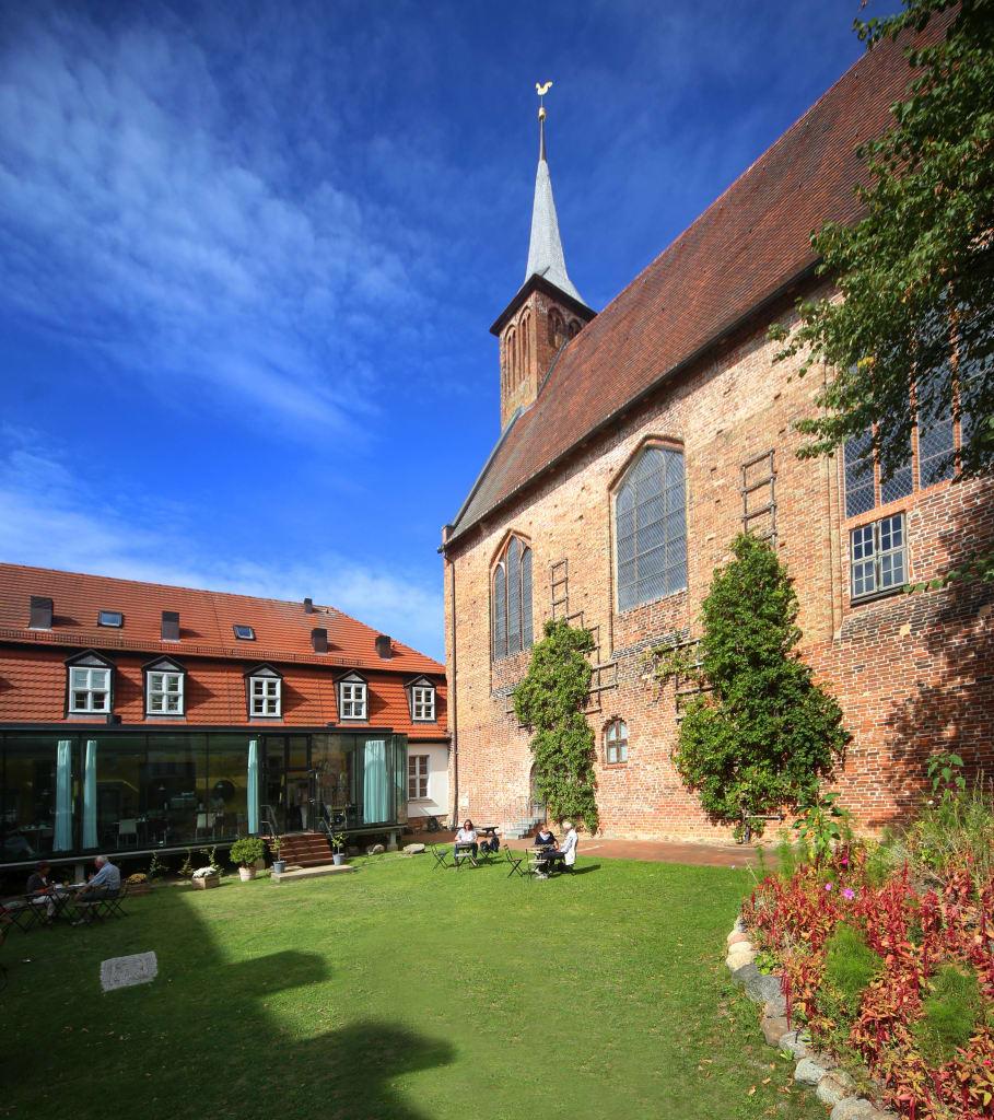 Das Kloster in Ribnitz-Damgarten (Quelle: Stadt Ribnitz-Damgarten)