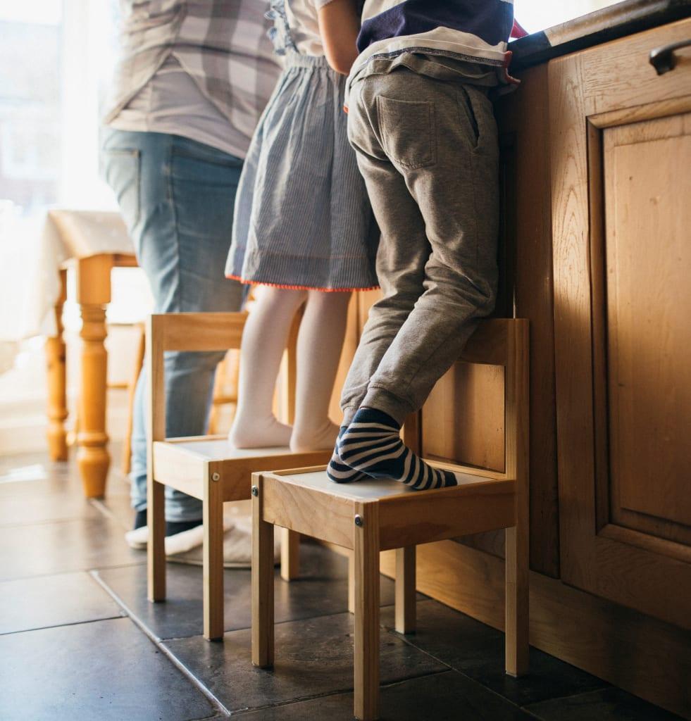 Unser Moment ist jetzt. Der Moment zu spielen, lachen, genießen. Mit denen, die uns nah sind. (Foto: Deoleo Deutschland)