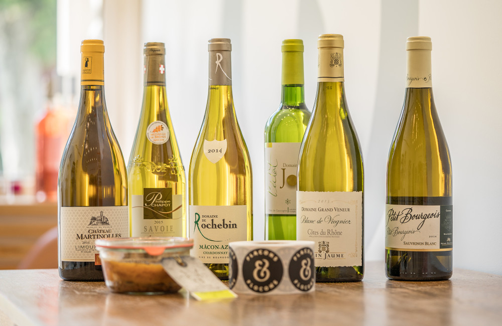Easy White Wine Pack