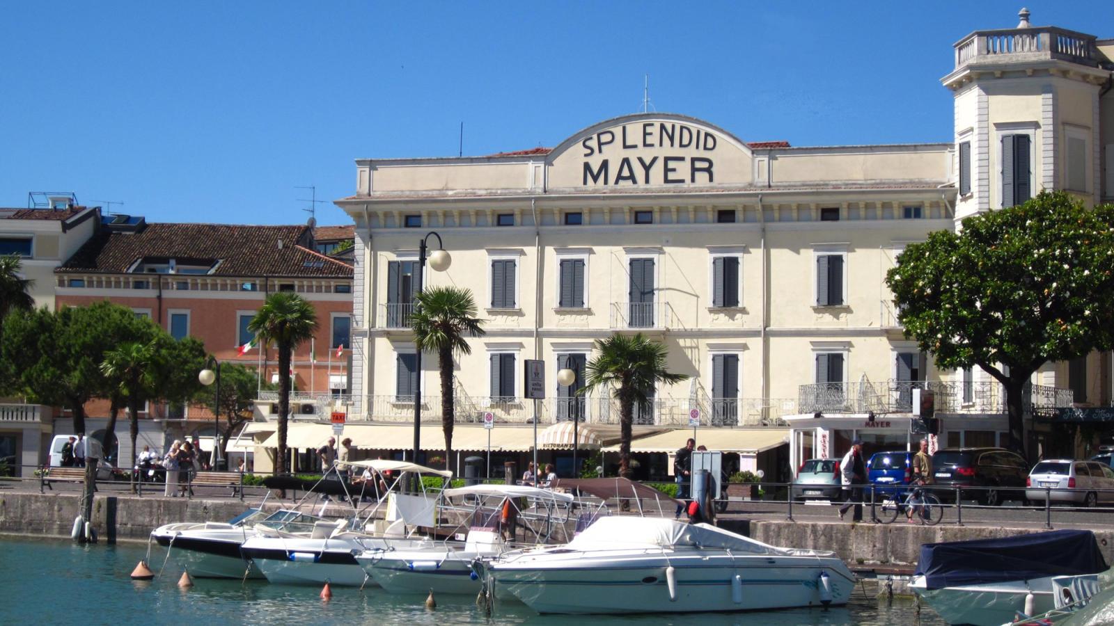 Hotel Booking Palace Hotel Desenzano