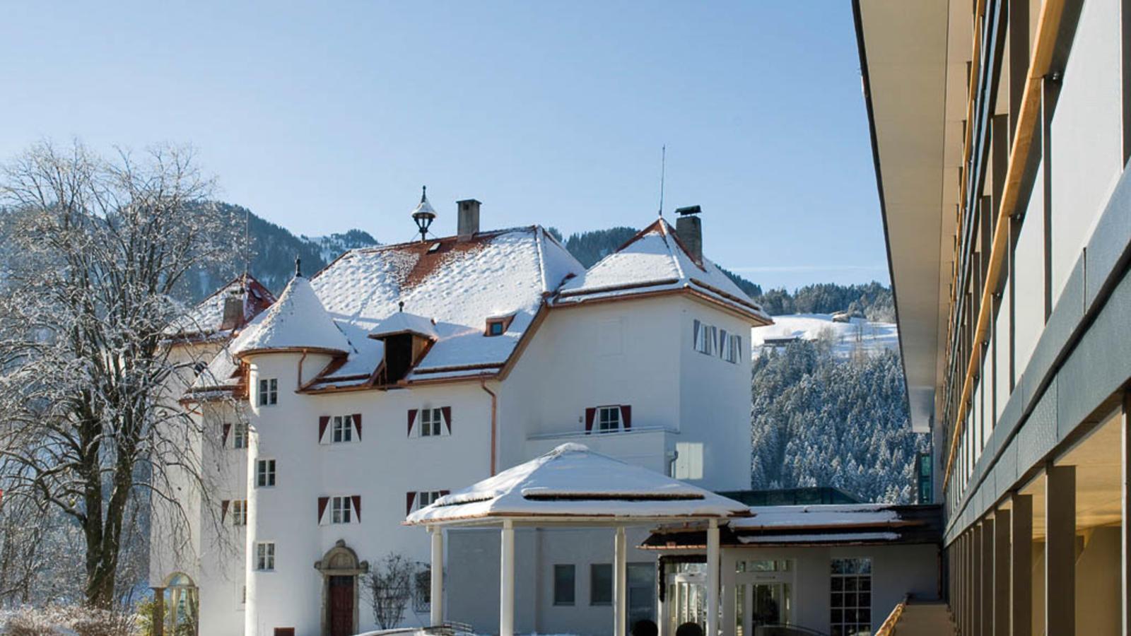 Www Hotel Schloss Lebenberg Kitzbuhel