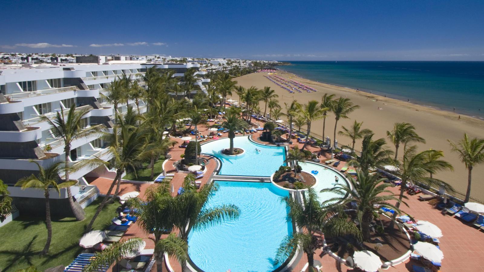 Suite Hotel Fariones Playa Puerto Del Carmen Lanzarote