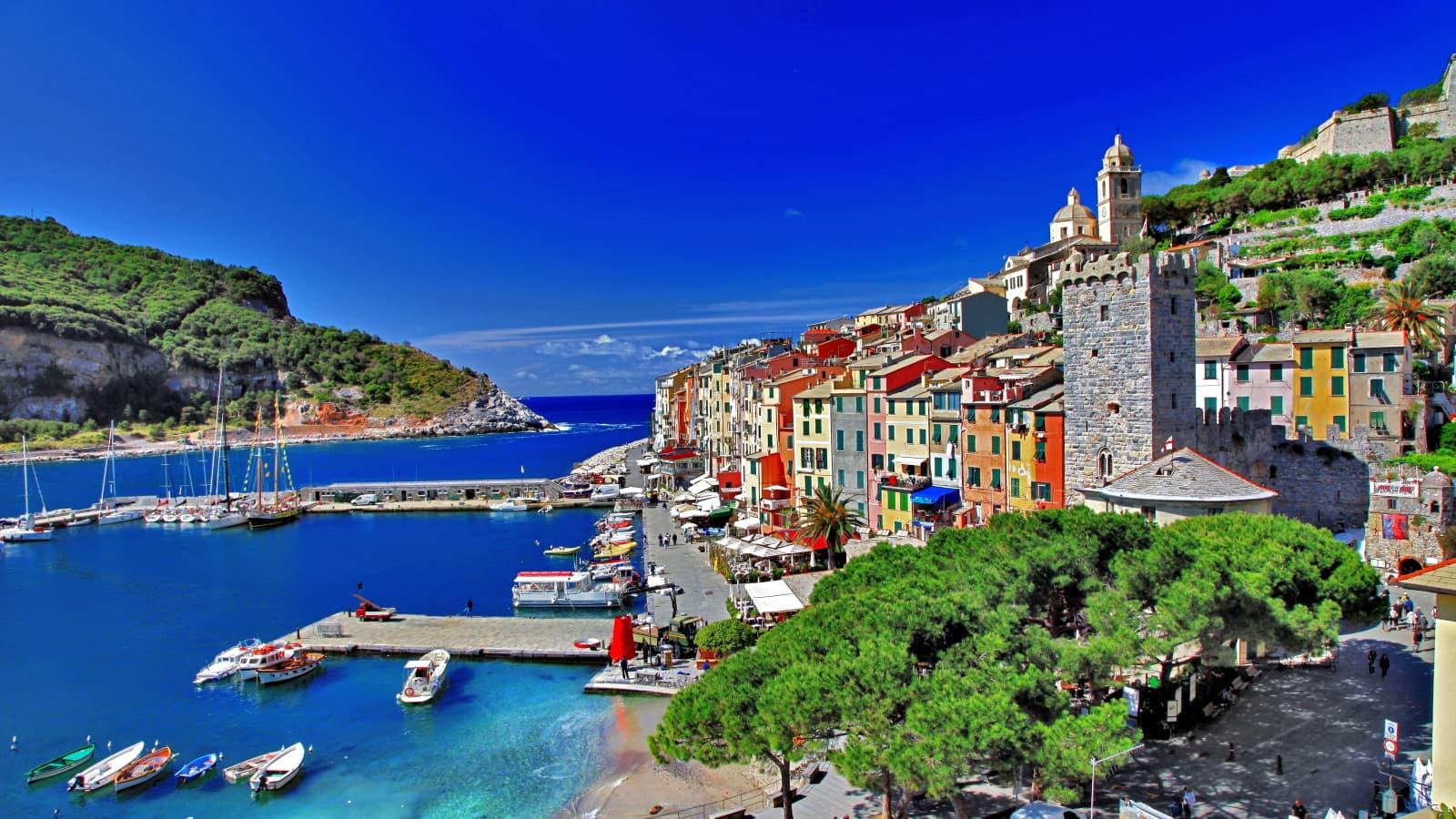 Gulf of la spezia holidays la spezia and portovenere for Hotel liguria milano