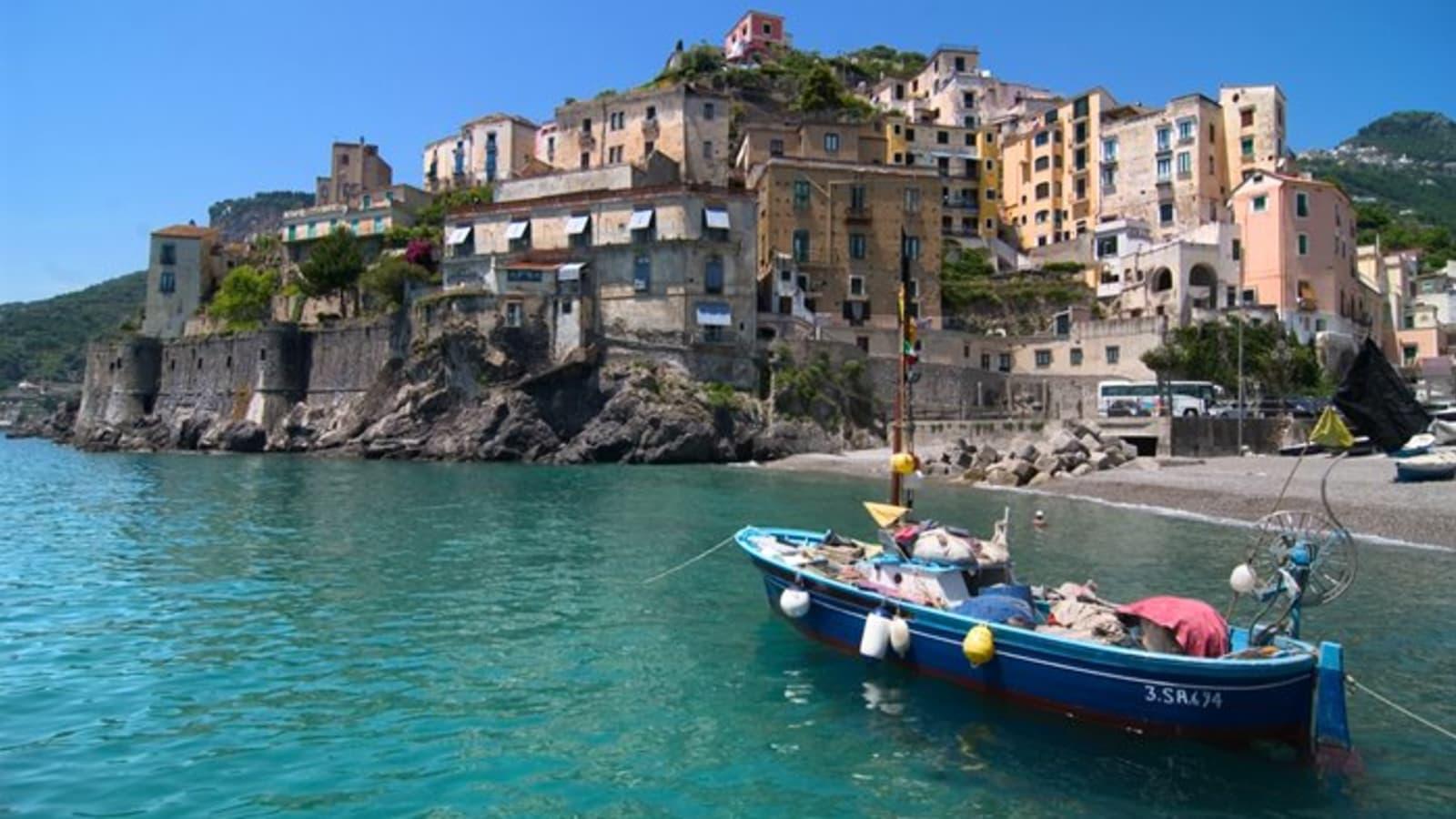 Minori holidays in the amalfi coast topflight for Italia amalfi