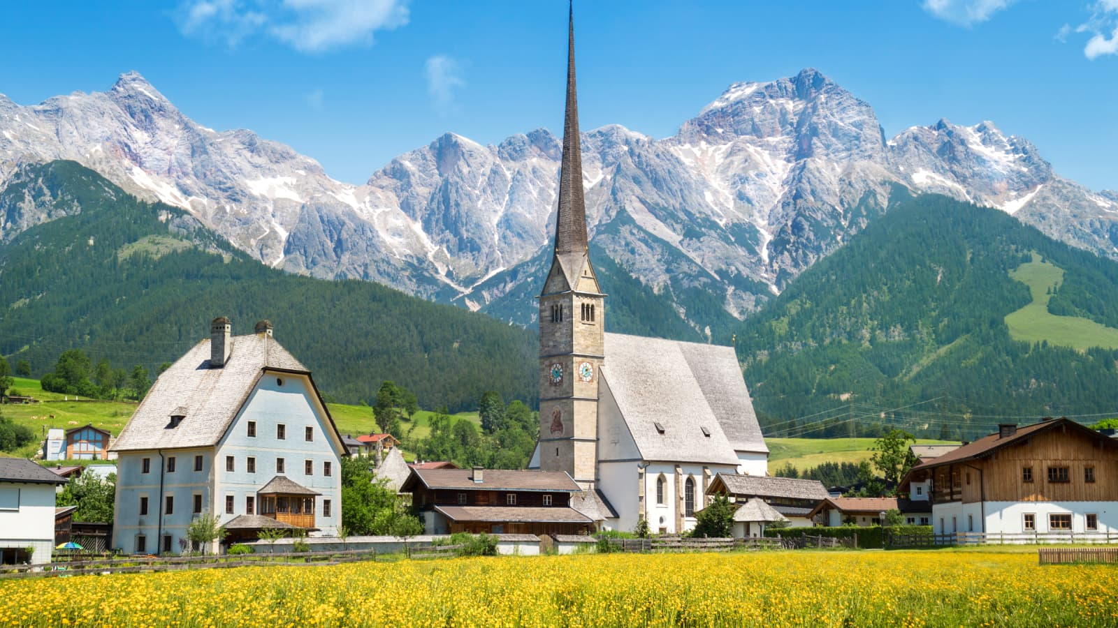 Austria | Summer Holidays to Austria