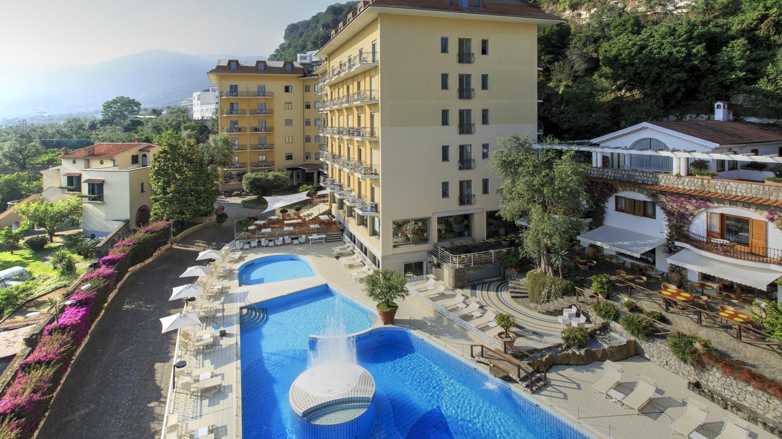 Hotel Conca Park Sorrento