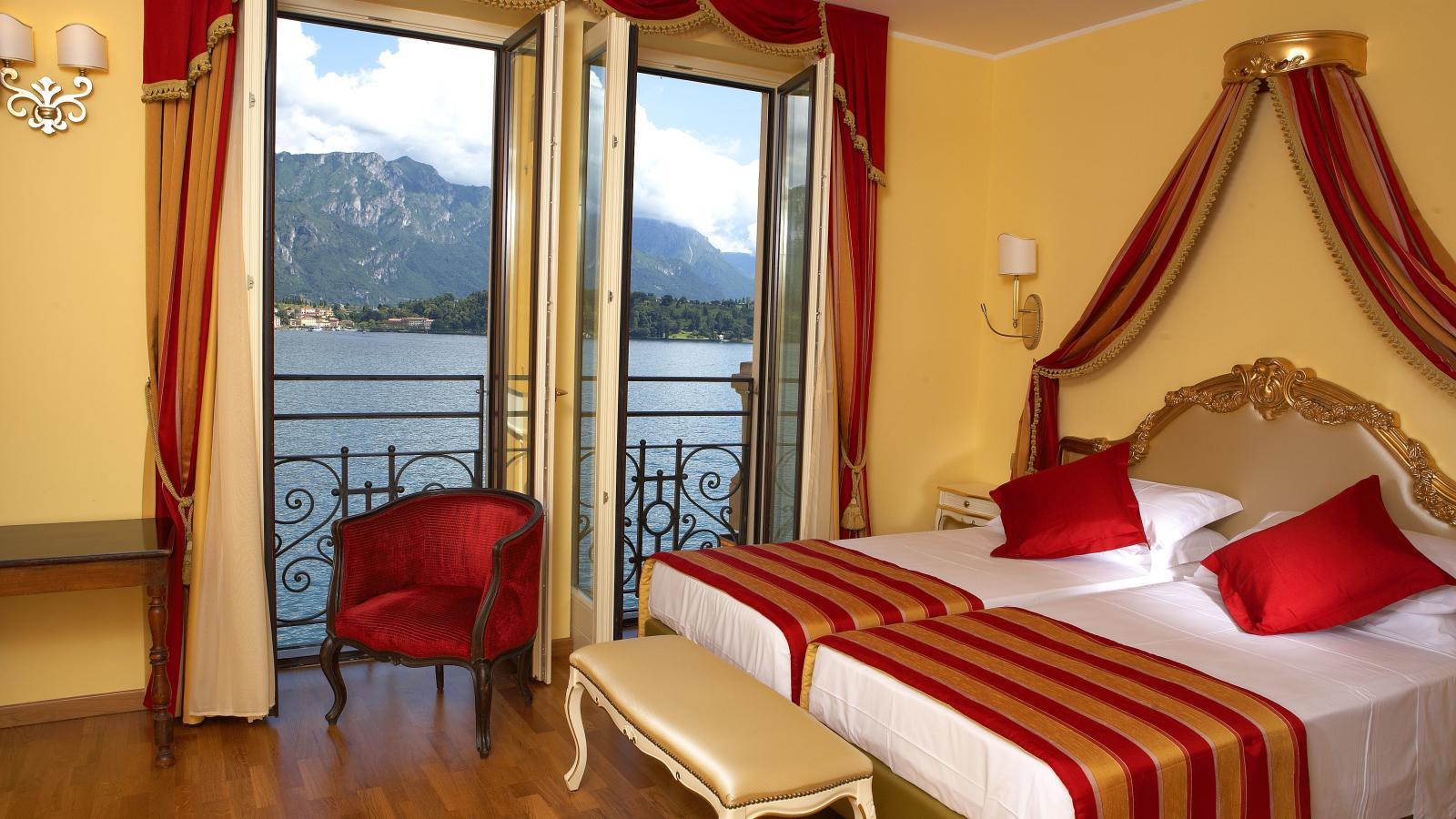 Hotel Britannia Cadenabbia Comer See