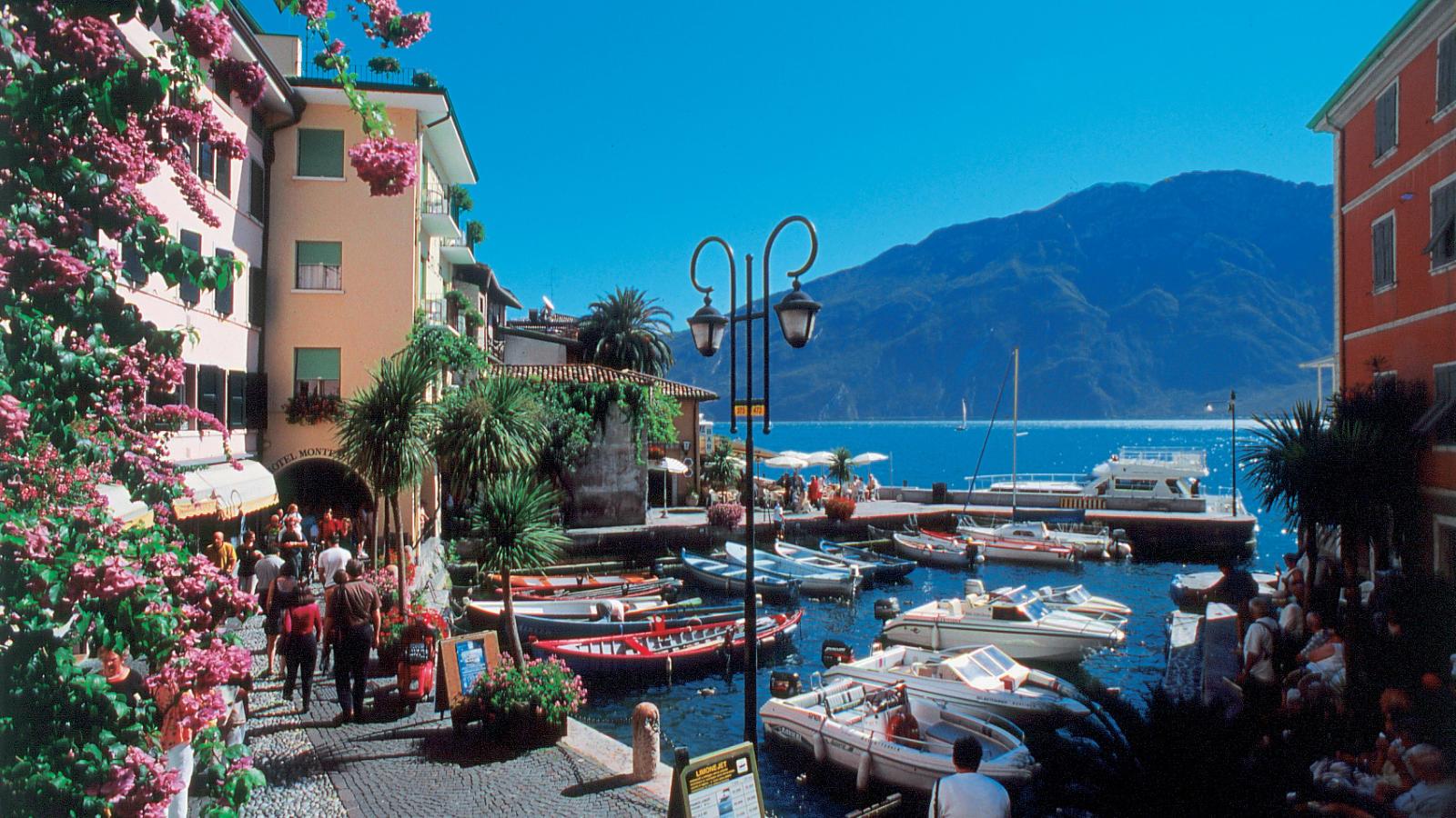 Essence Las Vegas >> Holidays to Limone, Lake Garda 2014 | Topflight