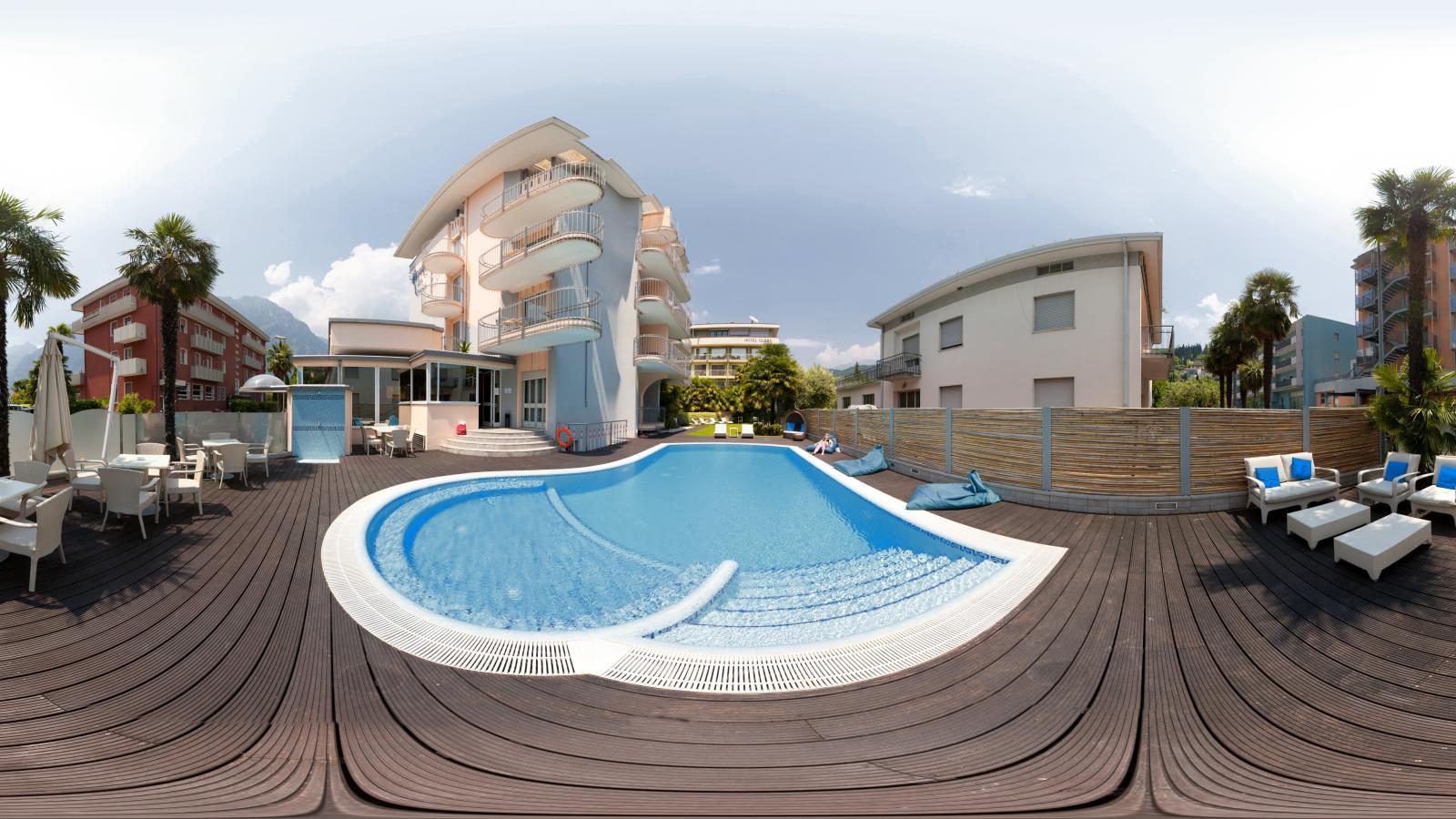Villa casino riva bagazzano