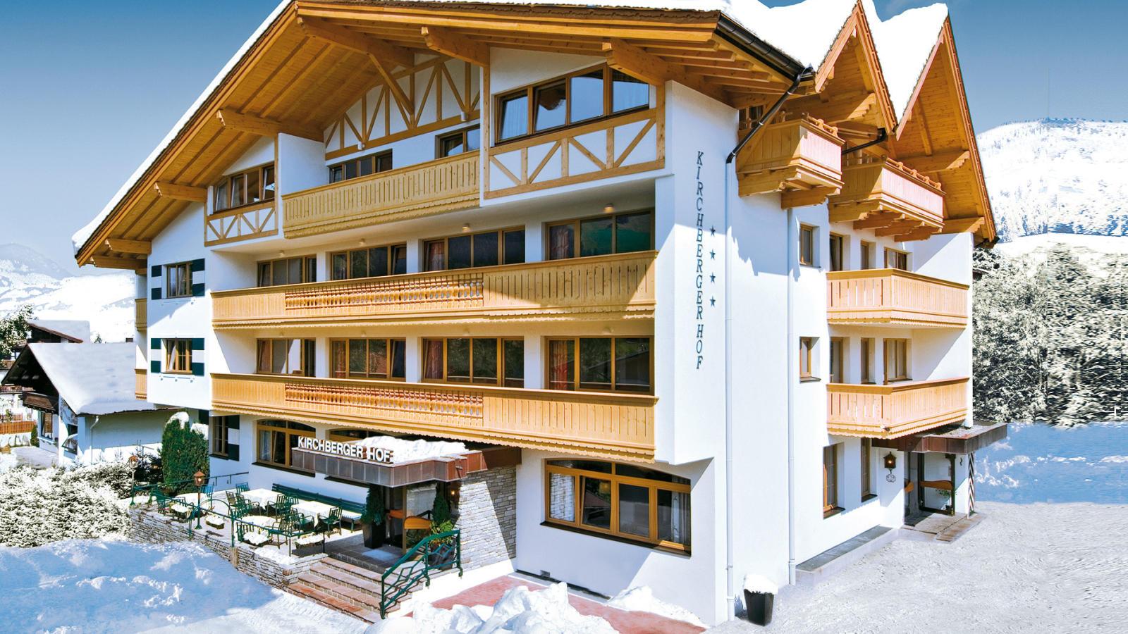Kirchberg Tirol Hotel Kirchb Hof