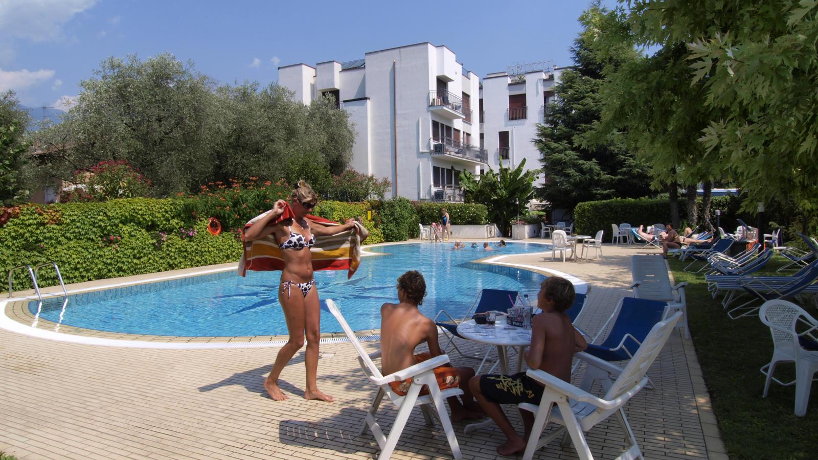 Hotel Bristol Riva Del Garda Italy