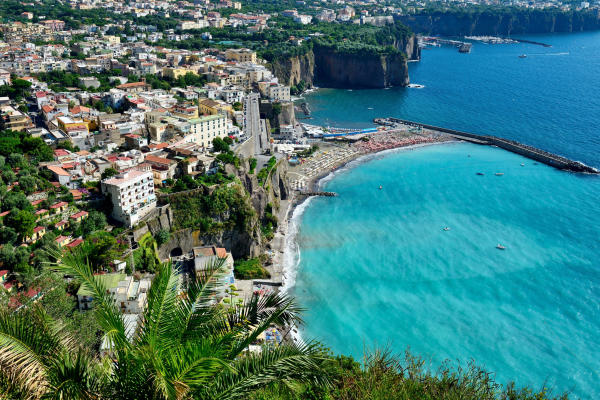 Sorrento, Bay of Naples