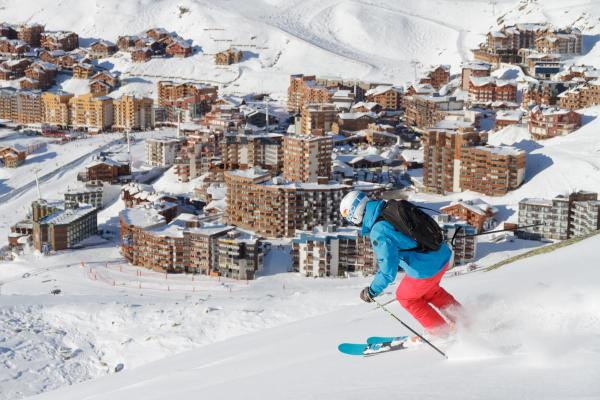 Val Thorens, France