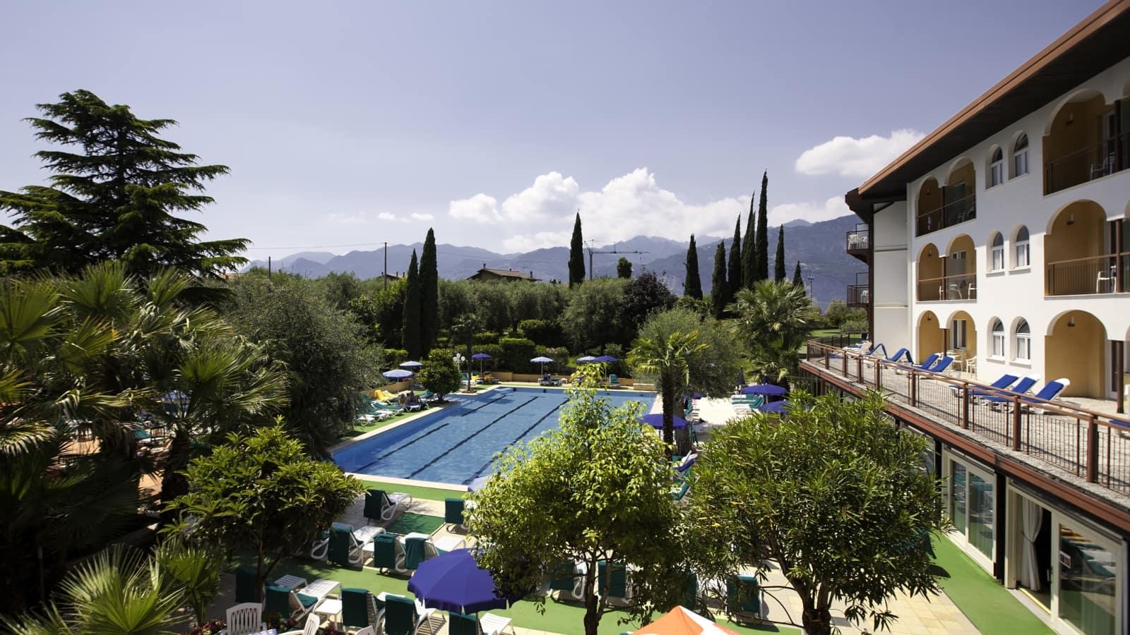 Sun Majestic Palace Hotel Malcesine