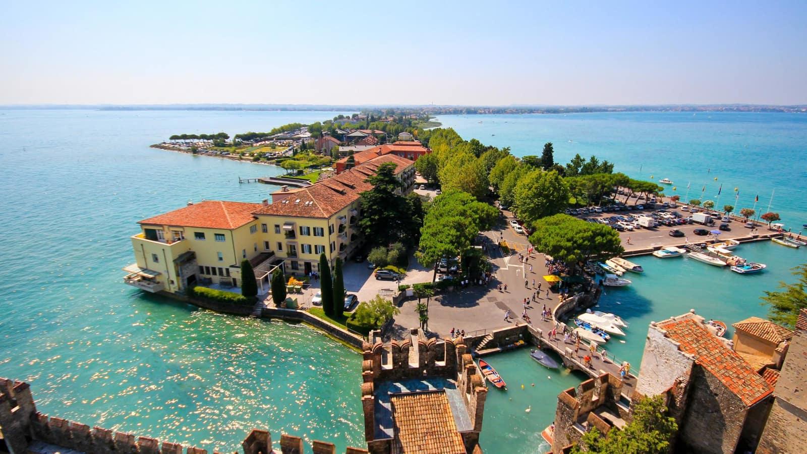 Italy Hotel Sirmione