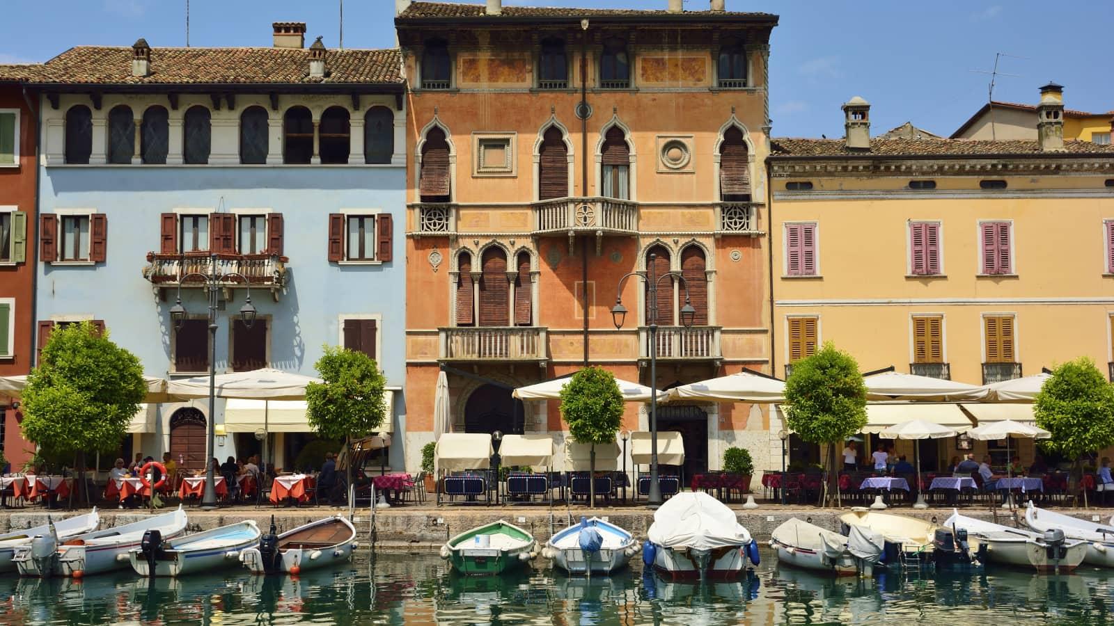 Holidays To Desenzano Lake Garda Topflight Ireland S