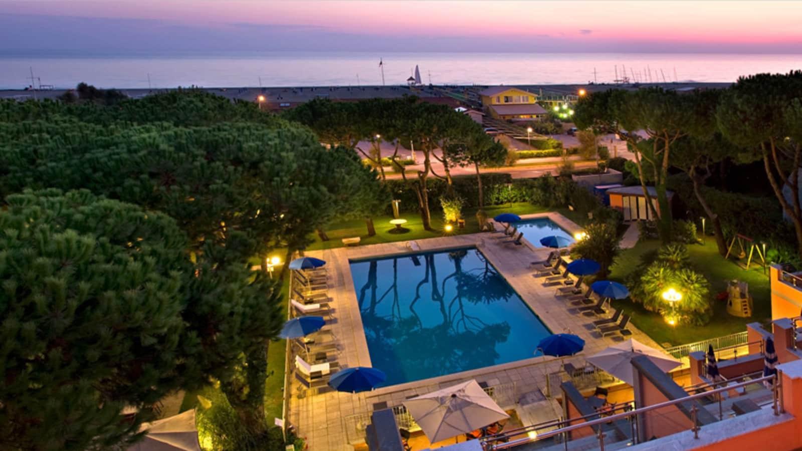 Versilia Palace Hotel Tuscany Coast