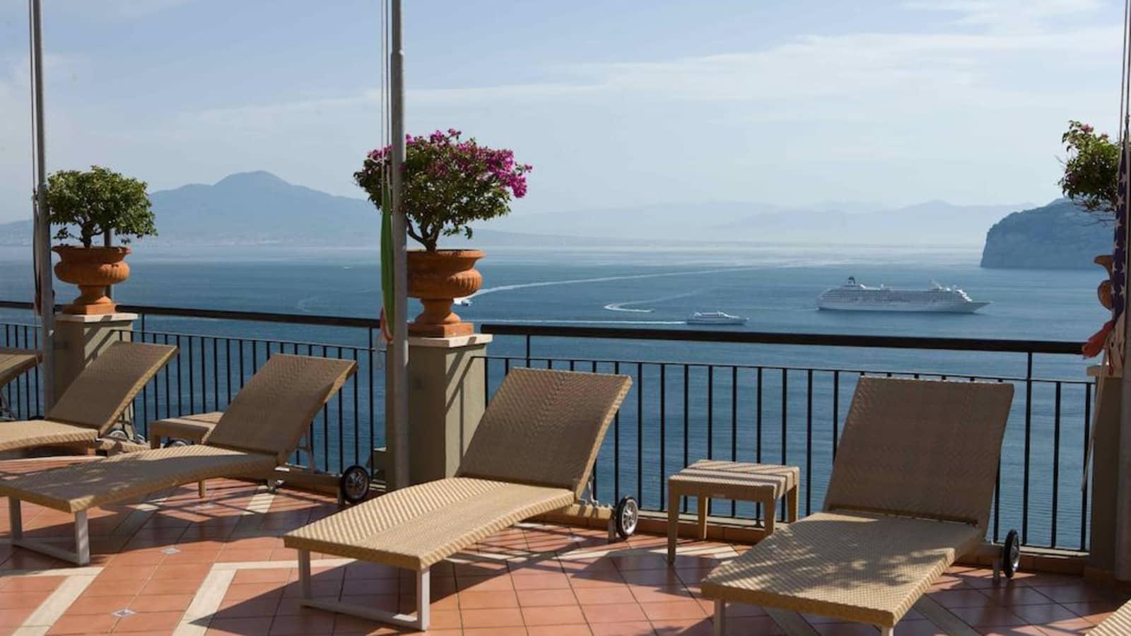 Hotel Bristol Sorrento Italy