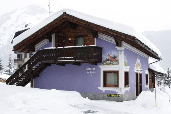 Chalet La Golp,Copper Face Jacks Ski Trip
