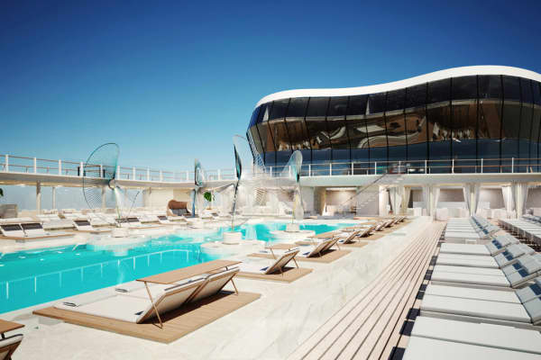 MSC Tyrrhenian Sea Cruise & Stay Rome
