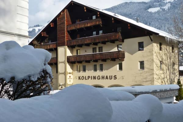 Kolpinghaus Apartments,Kitzbühel