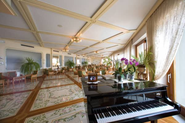 Hotel Bristol, Sorrento, Bay of Naples