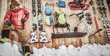 What to bring skiing