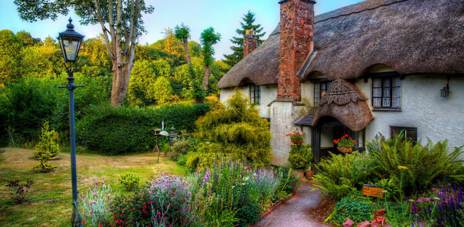 8. Cockington Village, Devon