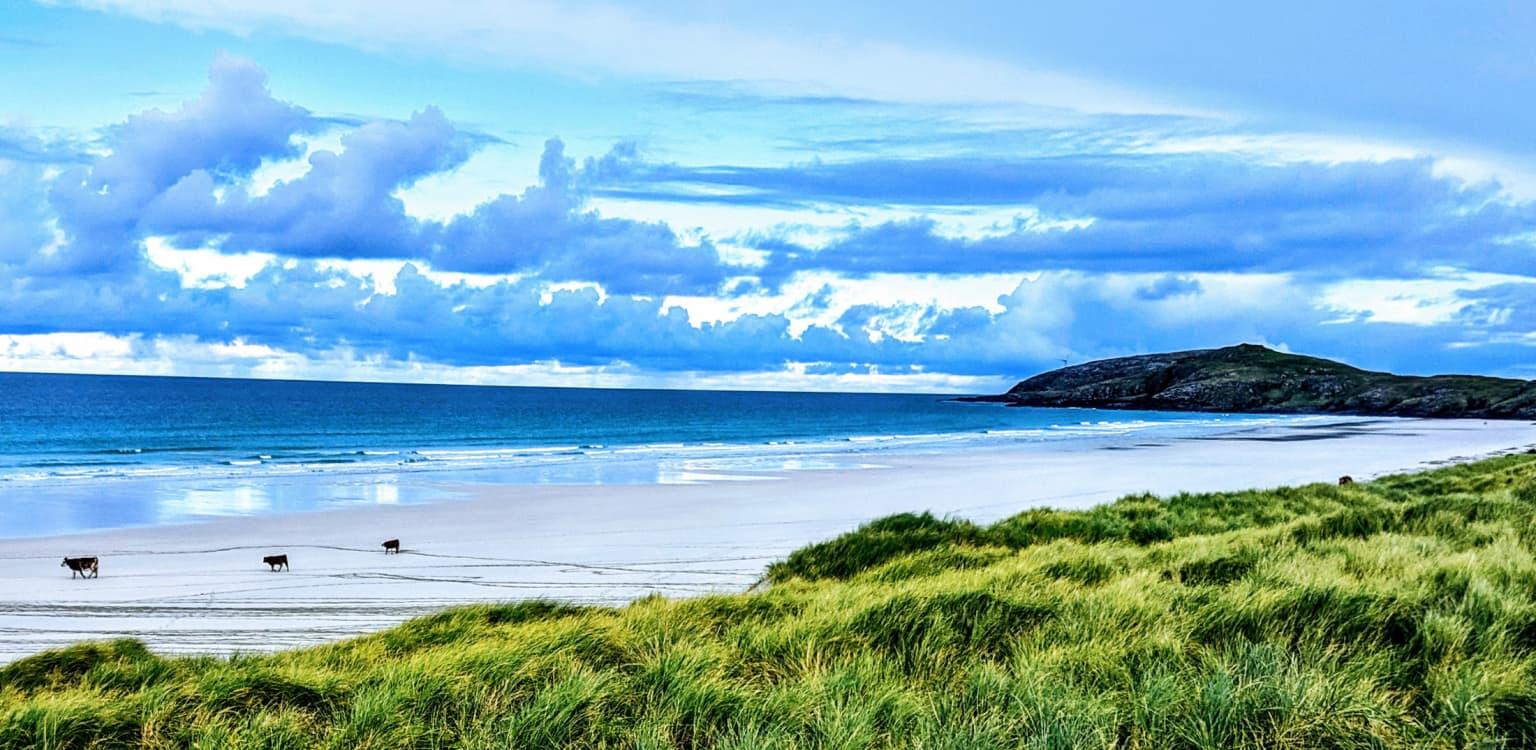 2. Isle of Barra, Scotland