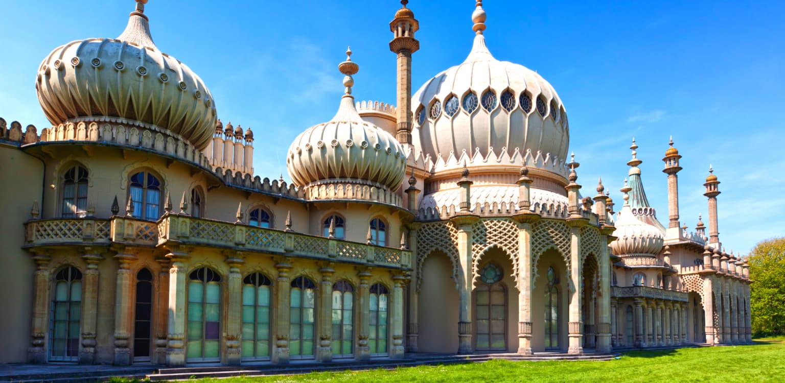 9. Royal Pavilion, Sussex