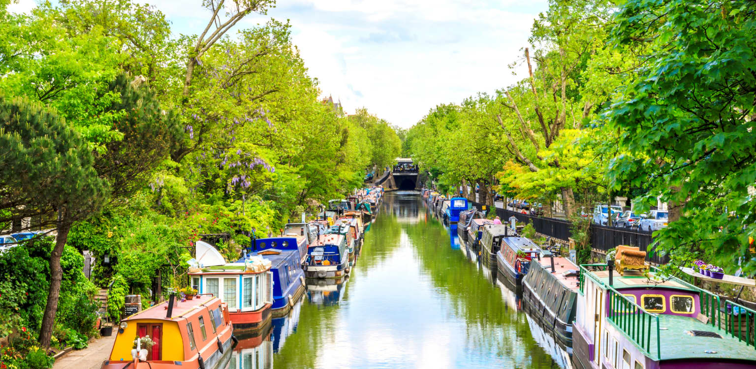 10. Little Venice, London
