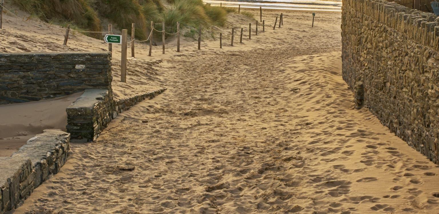 Ocean Pitch, Croyde