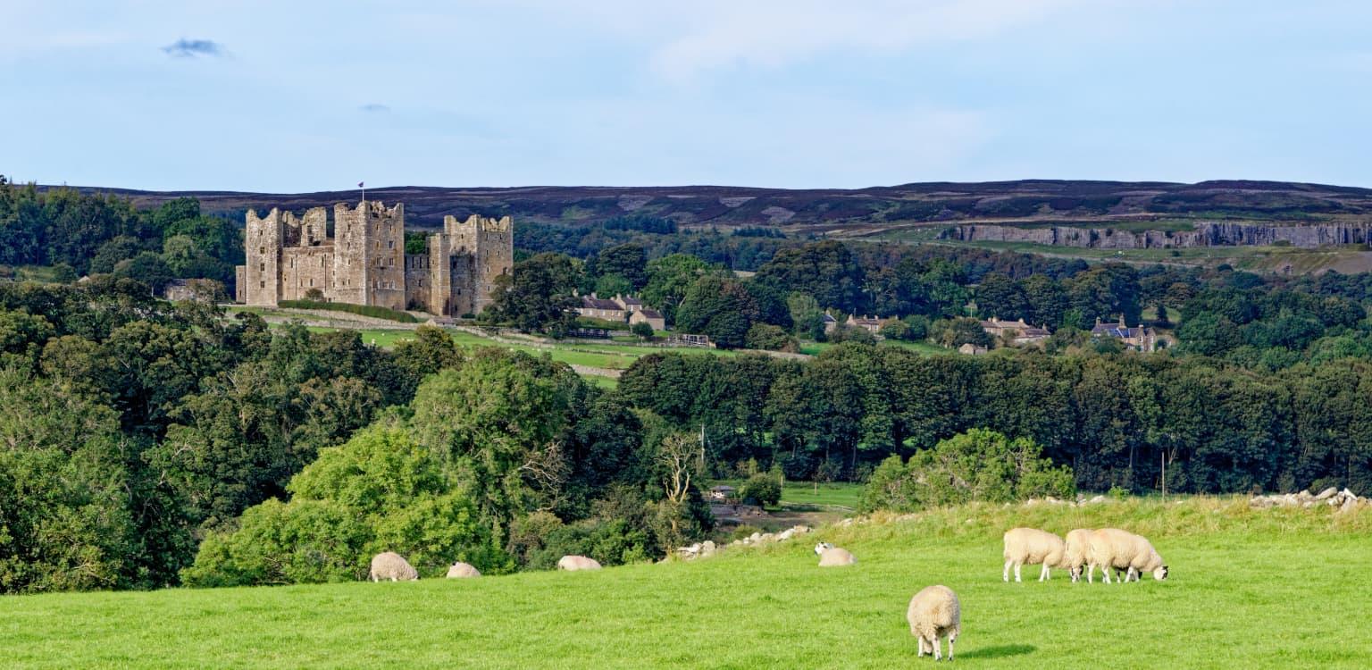 Bolton Castle, North Yorkshire