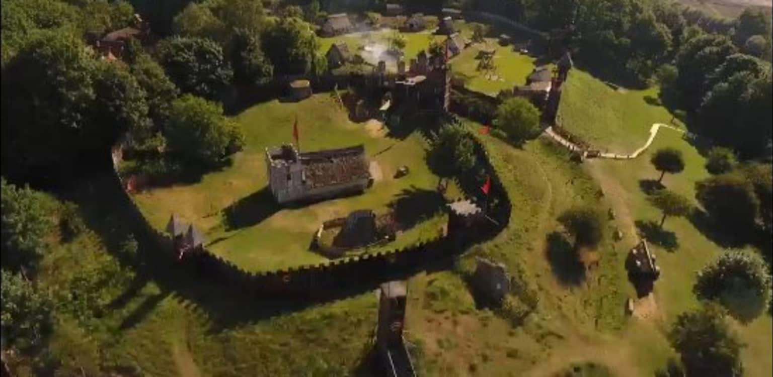 Mountfitchet Castle, Essex