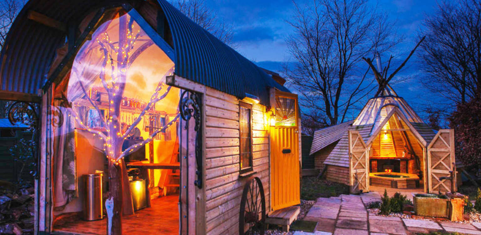 The Wagon and the Wigwam, Hampshire
