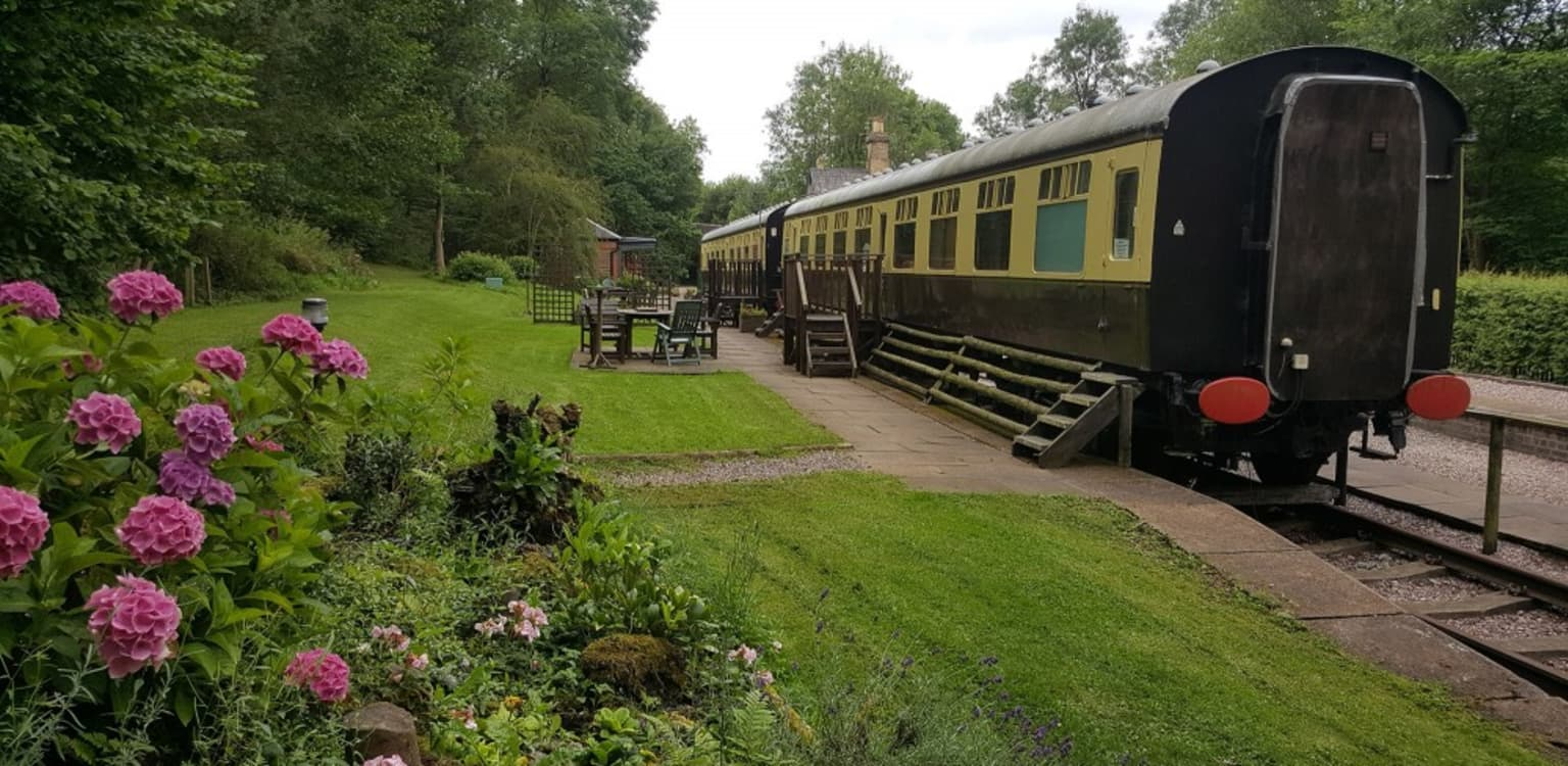 The Train Carriage