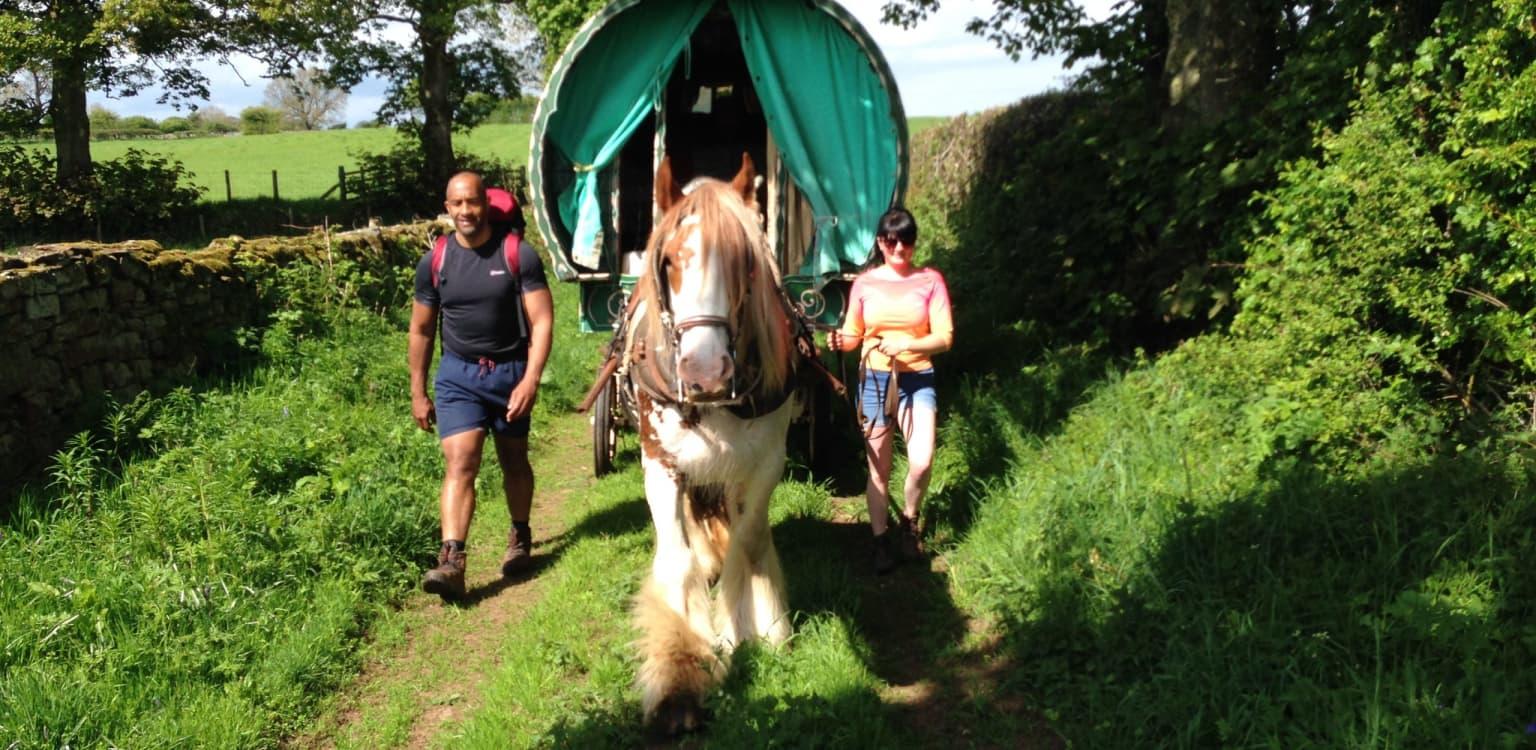 The Travelling Gypsy Caravan