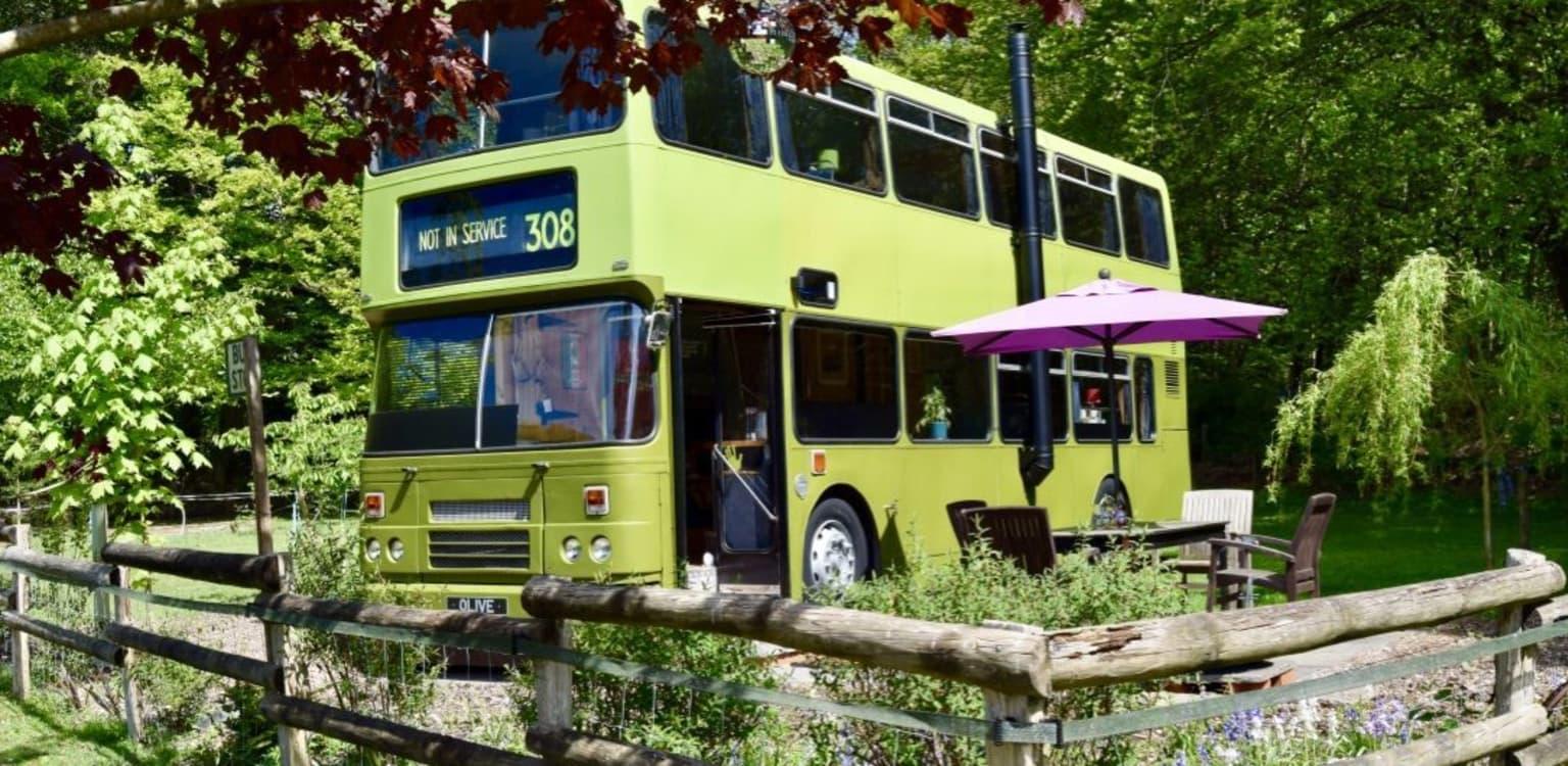 The Double Decker Bus