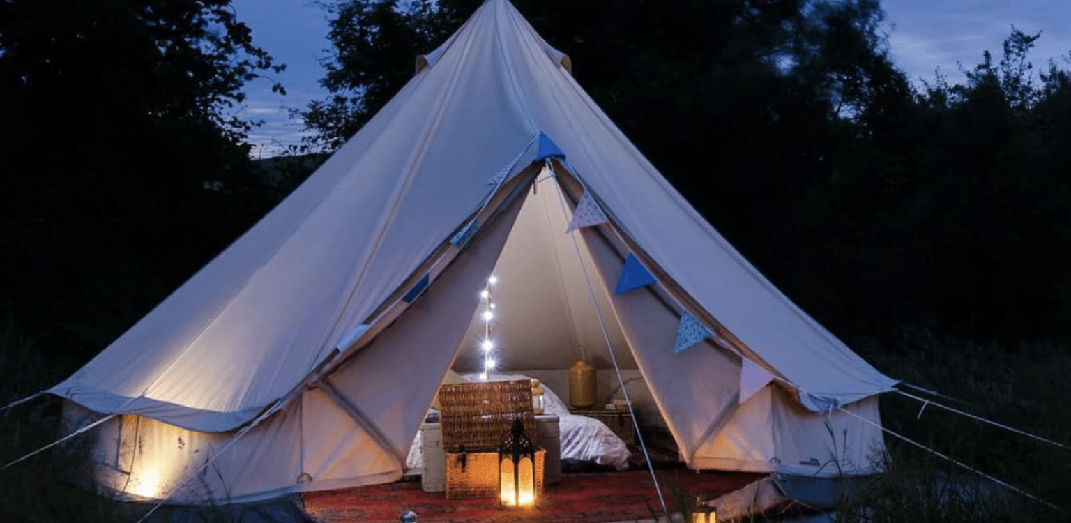 Chalk Valley Camping, Wiltshire